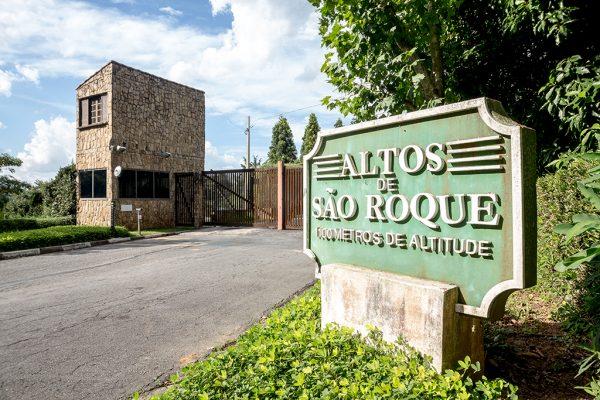 Loteamento Fechado Altos de São Roque - Segurança 24horas